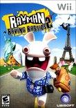 Rayman Raving Rabbids 2 boxshot