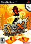 Dance Dance Revolution X boxshot