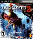 Uncharted 2: Among Thieves boxshot