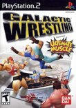 Galactic Wrestling: Featuring Ultimate Muscle boxshot