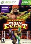 Hulk Hogan's Main Event boxshot