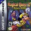 Disney's Magical Quest 2 Starring Mickey & Minnie boxshot