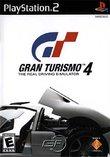 Gran Turismo 4 boxshot