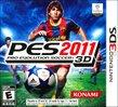Pro Evolution Soccer 2011 3D boxshot