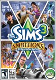 The Sims 3 Ambitions boxshot
