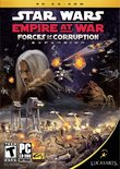 Star Wars Empire at War: Forces of Corruption boxshot