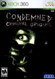 Condemned: Criminal Origins boxshot
