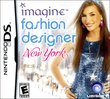 Imagine: Fashion Designer New York boxshot