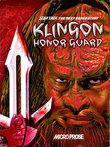 Klingon Honor Guard boxshot