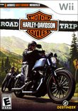 Harley Davidson: Road Trip boxshot