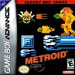 Classic NES Series: Metroid boxshot
