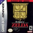 Classic NES: The Legend of Zelda boxshot