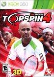 Top Spin 4 boxshot