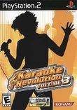 Karaoke Revolution Volume 3 boxshot