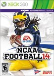 NCAA Football 14 boxshot