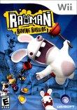 Rayman Raving Rabbids boxshot