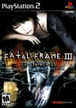 Fatal Frame III: The Tormented boxshot