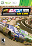 NASCAR The Game 2011 boxshot