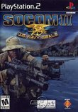 SOCOM II: U.S. Navy Seals boxshot