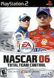 NASCAR 06: Total Team Control boxshot