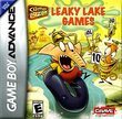 Camp Lazlo: Leaky Lake Games boxshot