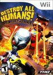 Destroy All Humans! Big Willy Unleashed (Cancelled) boxshot