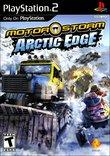 MotorStorm Arctic Edge boxshot