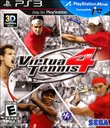 Virtua Tennis 4 boxshot
