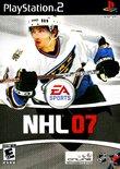 NHL 07 boxshot