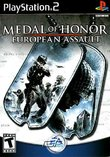 Medal of Honor: European Assault boxshot
