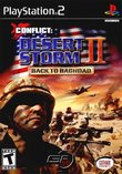 Conflict: Desert Storm II - Back to Baghdad boxshot