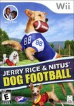 Jerry Rice and Nitus' Dog Football boxshot