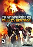 Transformers: Fall of Cybertron boxshot