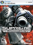Supreme Commander boxshot