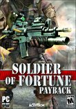 Soldier of Fortune Payback boxshot