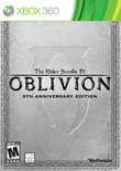 The Elder Scrolls IV: Oblivion 5th Anniversary Edition boxshot