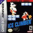 Classic NES Series: Ice Climber boxshot