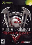 Mortal Kombat: Deadly Alliance boxshot