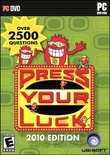 Press Your Luck: 2010 Edition boxshot