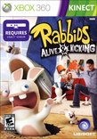Raving Rabbids: Alive & Kicking boxshot