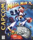Mega Man X boxshot