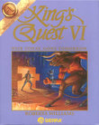 King's Quest VI: Heir Today, Gone Tomorrow boxshot