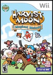 Harvest Moon: Magical Melody (GameStop Exclusive) boxshot