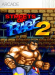 Streets of Rage 2 boxshot