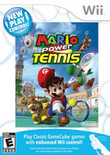 New Play Control! Mario Power Tennis boxshot