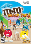 M&M's Beach Party boxshot