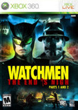 Watchmen: The End is Nigh - Parts 1 and 2 boxshot