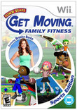 Get Moving Family Fitness - Sports Edition boxshot