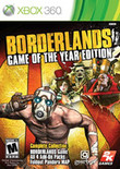 Borderlands Game of the Year Edition boxshot