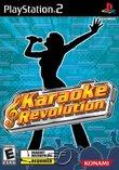 Karaoke Revolution boxshot